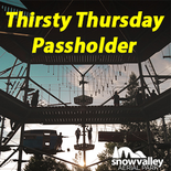 Thirsty Thursdays - Passholders Visit