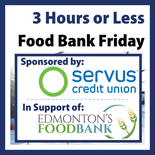 Food Bank Friday Lift Ticket - All Ages