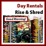 Rise & Shred Rentals