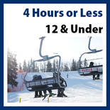Lift Ticket - 12 Years Old & Under